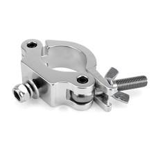 Riggatec Halfcoupler Slim zilver 48-51mm