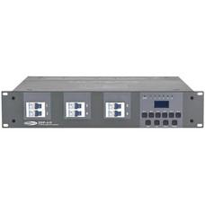 Showtec DDP-610M 6-kanaals digitaal dimmerpack harting