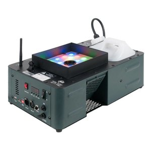 American DJ Fog Fury Jett Pro verticale rookmachine met LED's