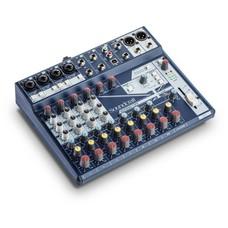Soundcraft Notepad-12FX PA mixer met effecten