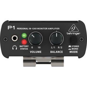 Behringer Powerplay P1 bekabeld in-ear monitorsysteem