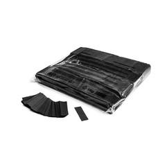 MagicFX Slowfall confetti 55x17mm zwart