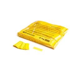 MagicFX Slowfall confetti 55x17mm geel