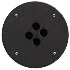 Procab CRP304 plaat voor CDM300 met 4x D-size gat