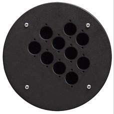 Procab CRP310 plaat voor CDM300 met 10x D-size gat