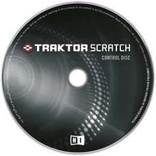 Native Instruments Traktor Scratch Time code CD set MK2