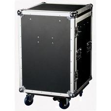 DAP UCA-DRA1 Roadie case 12 HE laden flightcase