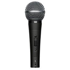 DAP PL-08S Dynamische microfoon met aan/uit schakelaar en 6m kabel
