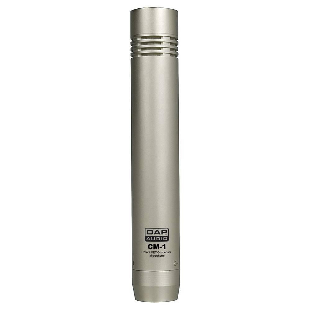 DAP CM-1 Klein diagram Pencil condensator microfoon