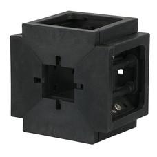 DAP WMS-BB beugel zwart voor WMS luidspreker