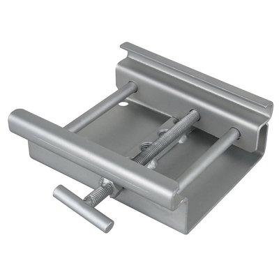 Showtec Tent clamp zilver
