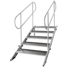 Showtec ProStage stairs podiumtrap