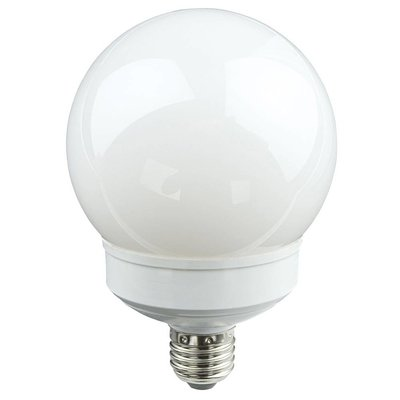 Showtec Grote LED lamp met E27 fitting rood