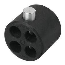 Showtec Pipe and drape 4-weg connector onderdeel