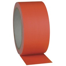 Showtec Gaffa tape Neon 50mm 25m oranje