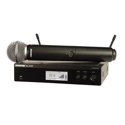Draadloze handheld microfoons