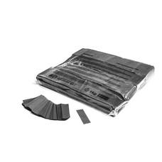 MagicFX Slowfall confetti 55x17mm grijs