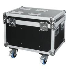 DAP Flightcase voor 4x Shark moving-head