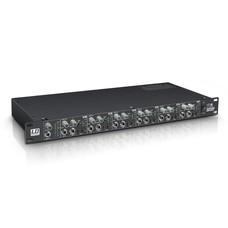 LD Systems HPA6 6-kanaals hoofdtelefoonversterker