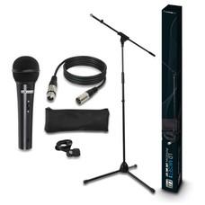 LD Systems Microfoonset met statief en kabel