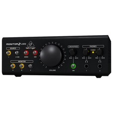 Behringer Monitor2USB audio interface