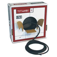 Titanex Neopreen stroomkabel 5x2.5mm prijs per meter