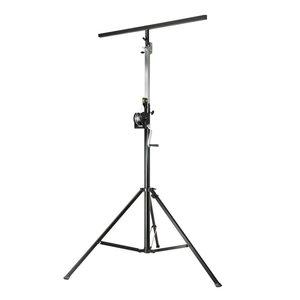 Adam Hall SWU400T wind-up lichtstatief tot 4m en 85kg