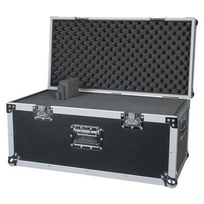 Universele flightcase of flightbag