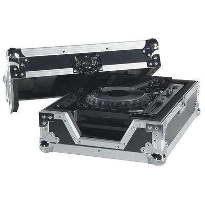 Tabletop of CD-speler flightcase