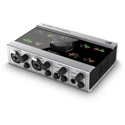 USB audio-interfaces
