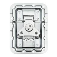 Adam Hall 172572 Groot inbouw vlinderslot met verzet en revet bescherming 9mm diep