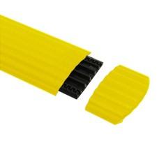 Defender Office kabelbrug eindstuk geel