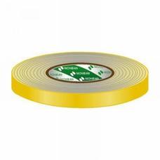 Nichiban Gaffa tape rol 19mm 50m geel