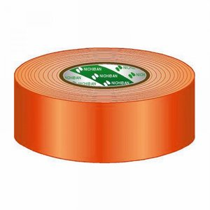 Nichiban Gaffa tape rol 50mm 50m oranje