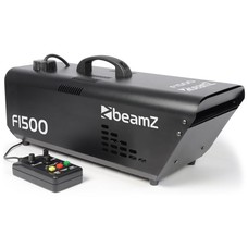 Beamz F1500 Fazer met DMX en timer controller 1500W