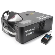Beamz S1800 Verticale DMX rookmachine 1800W