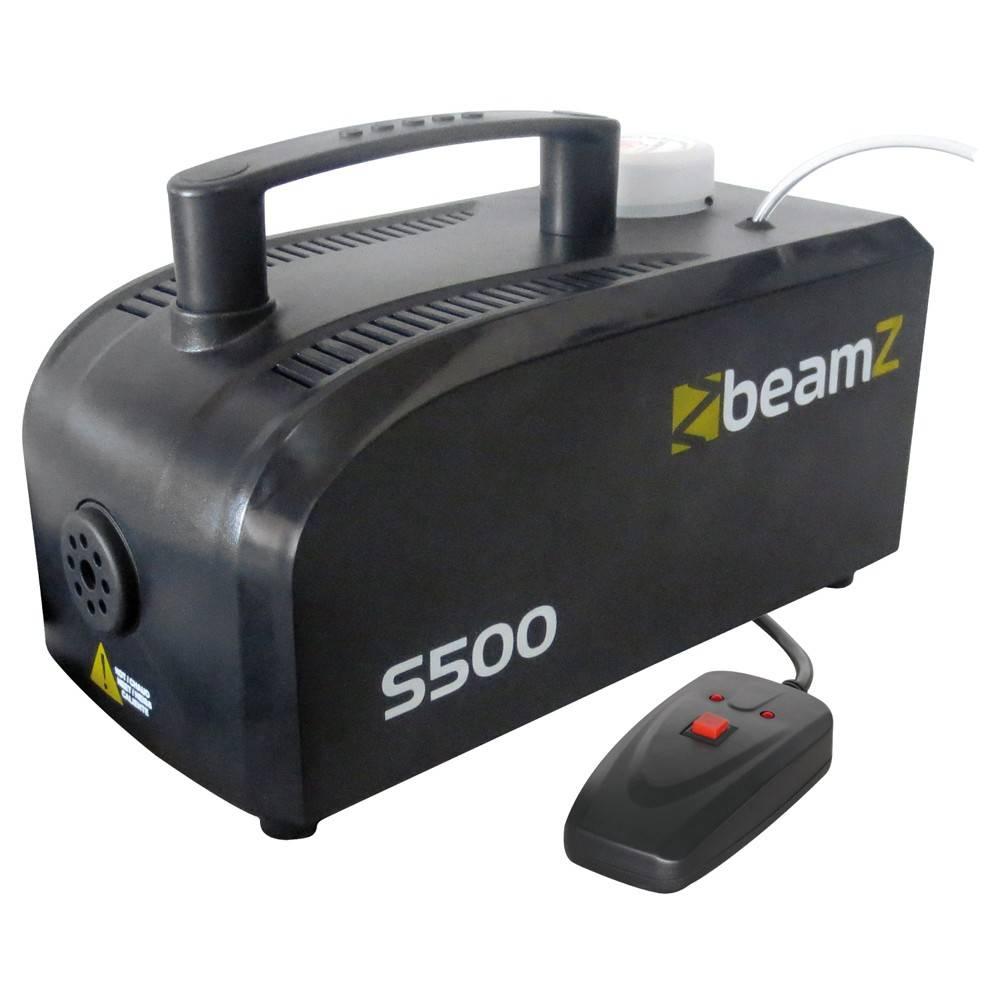 Beamz S500 Kunststof rookmachine 500W