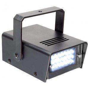 Beamz Mini stroboscoop LED wit