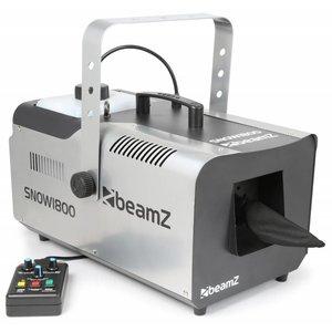 Beamz SNOW1800 Sneeuwmachine 1800W