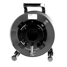 Schill GT380.RM lege kabelhaspel met kabelgeleider