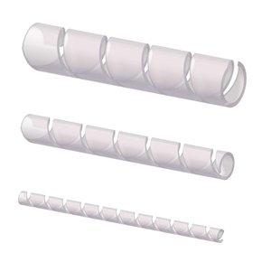 Procab ACW112/T Spiraalband 12mm transparant 10m