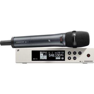 Sennheiser EW100G4-835-S Draadloze handheld microfoon (B band)