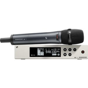 Sennheiser EW100G4-865-S Draadloze handheld microfoon (B band)