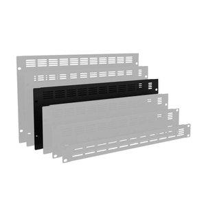 Caymon BSV04 19 inch inbouw flightcase ventilatiepaneel 4 HE