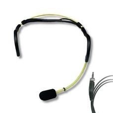 Sennheiser ME3 Extreme fitness headset geel