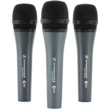 Sennheiser E835 Dynamische zangmicrofoon (3 pack)
