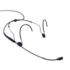 Sennheiser HSP 4-3 headset 3-pins zwart (kleur B)