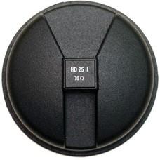 Sennheiser Complete oorschelp voor HD 25 hoofdtelefoon