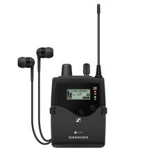 Sennheiser EK IEM G4 draadloze in-ear beltpackontvanger (B band)
