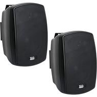 DAP EVO 5T passieve luidsprekerset zwart 2 x 16W 100V